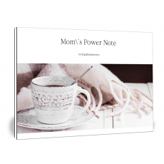 Mom's Power Note